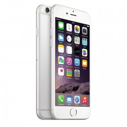 iPhone 6 128Go Argent Occasion Bon Etat