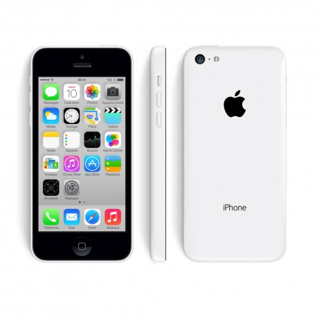 iPhone 5C 8Go Blanc Occasion Bon Etat