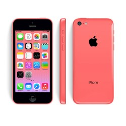 iPhone 5C 8Go Rose Occasion Bon Etat