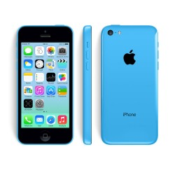iPhone 5C 16Go Bleu Occasion Bon Etat