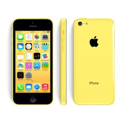 iPhone 5C 32Go Jaune Occasion Bon Etat